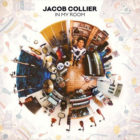 Jacob collier - In my room (CD) - image 1 of 1