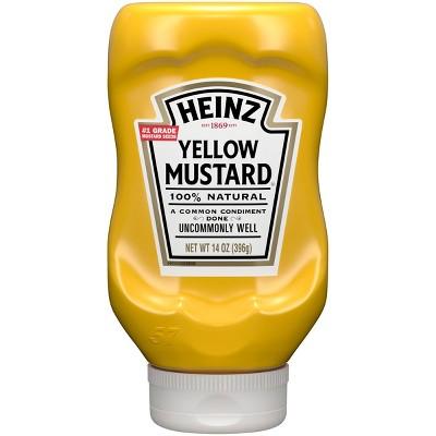 Heinz Yellow Mustard - 14oz