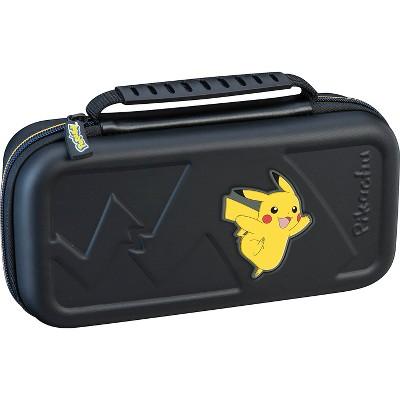 Nintendo Switch Pokemon Game Traveler Carrying Case - Pikachu