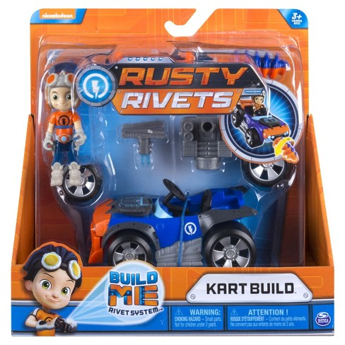 Rusty Rivets - Rusty's Kart Build - image 1 of 7