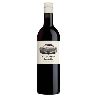 Charles Bieler Born to Run Cabernet Red Wine - 750ml Bottle