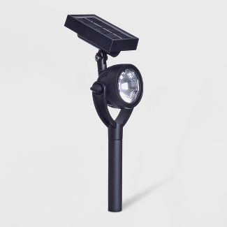 Solar LED Spotlight Black - Project 62™