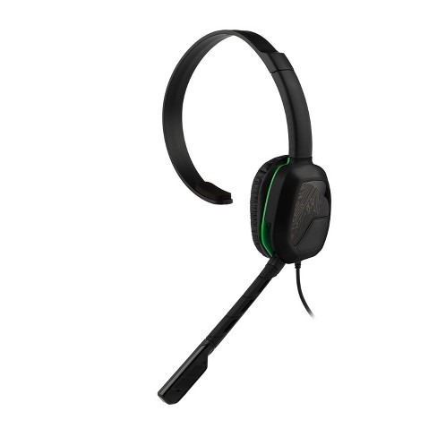 Afterglow Chat Corded Headset - Black Xbox One - image 1 of 8