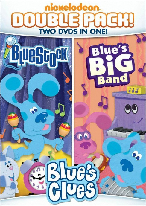 Blue's Clues: Blue's Big Band/Bluestock [2 Discs] - image 1 of 1
