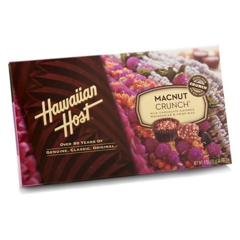Hawaiian Host Macnut Crunch - 18ct / 6oz - image 1 of 2