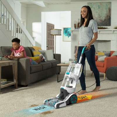Hoover SmartWash Automatic Carpet Cleaner Machine And Upright Shampooer : Target