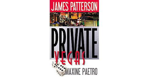 Private Vegas (Hardcover) by James Patterson - image 1 of 1