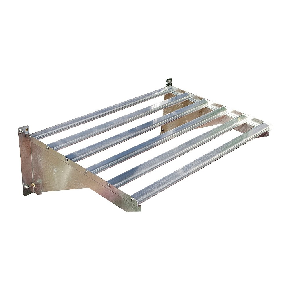 Image of Heavy Duty Shelf Kit for the Greenhouses - Gray - Palram