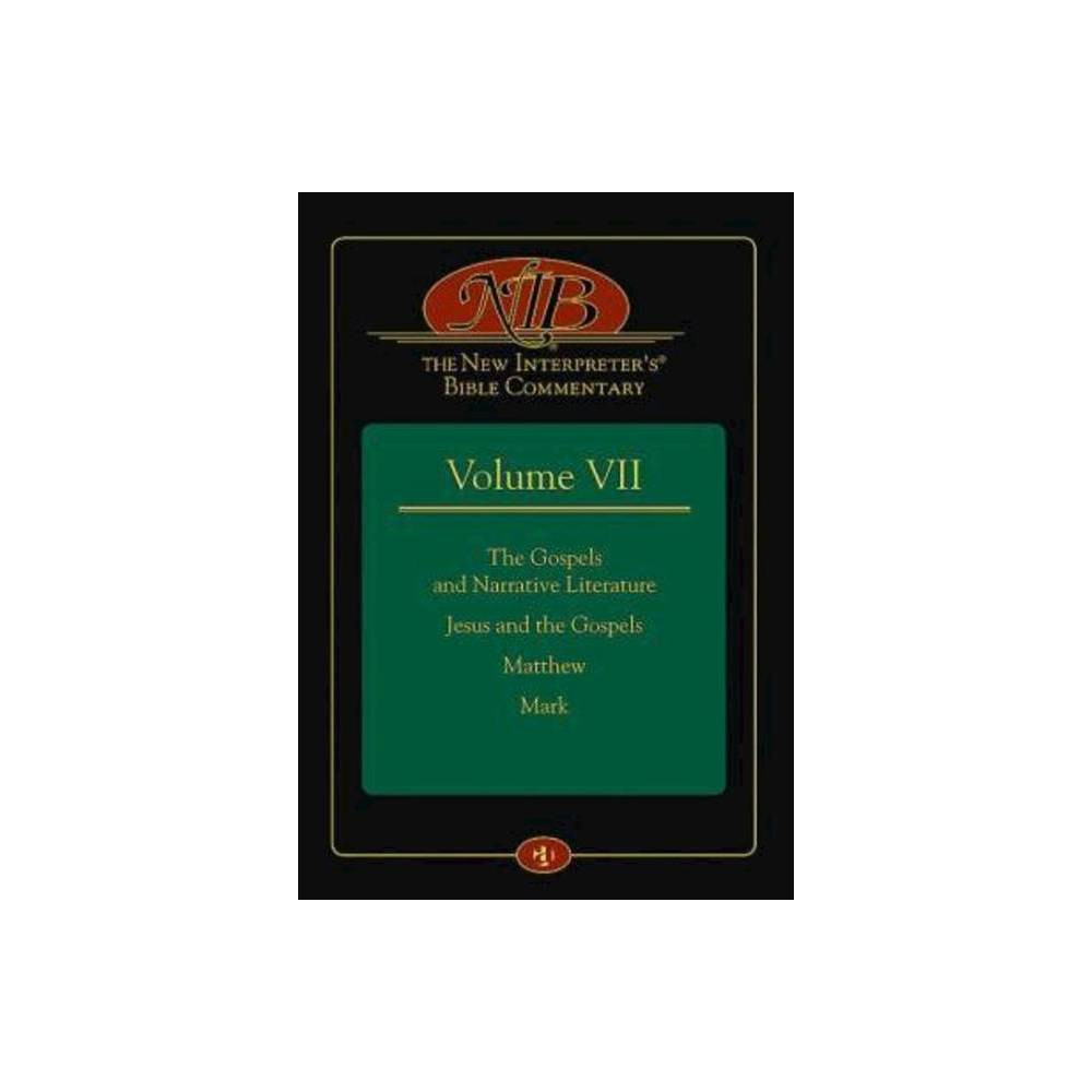 The New Interpreter S R Bible Commentary Volume Vii Hardcover