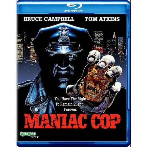 Maniac Cop (Blu-ray) - image 1 of 1
