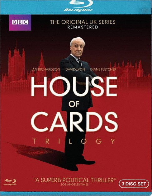 House of cards trilogy (Blu-ray) - image 1 of 1