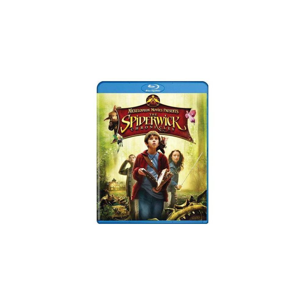 The Spiderwick Chronicles Blu Ray