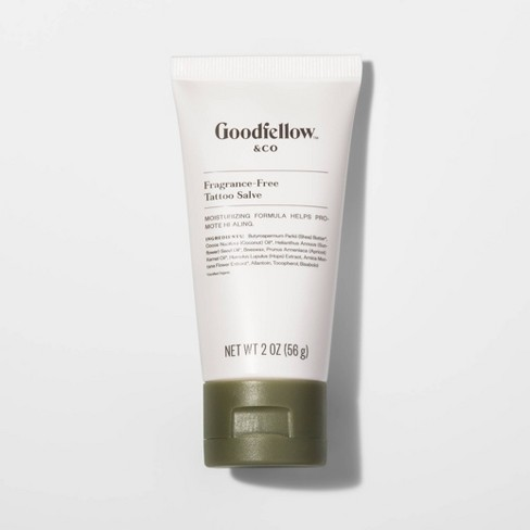 Fragrance-Free Tattoo Salve Hand And Body Lotion - 2 Oz - Goodfellow ...