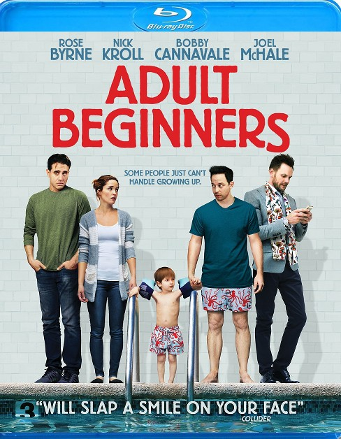 Adult Beginners (Blu-ray) - image 1 of 1