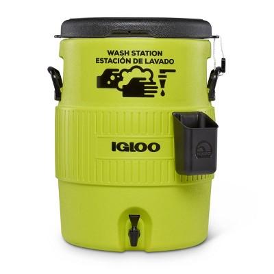 Igloo Wash Station 40qt Cooler - Acid Green