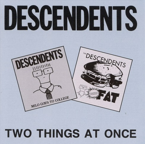 Descendents - Two things at once (CD) - image 1 of 1