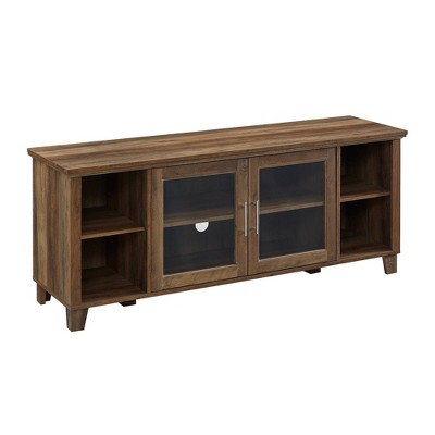 """Columbus Middle Doors TV Stand for TVs up to 65"""" - Saracina Home"""