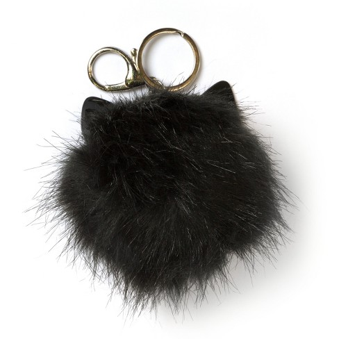 Character Pom Poms - Black - image 1 of 2