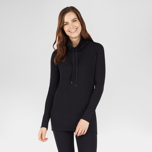 dc6a367fc5 Warm Essentials® by Cuddl Duds® Women s Everyday Comfort Funnel Neck