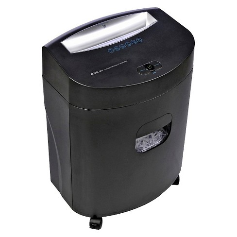 Royal 12 Sheet Cross Cut Paper Shredder With Pullout Basket