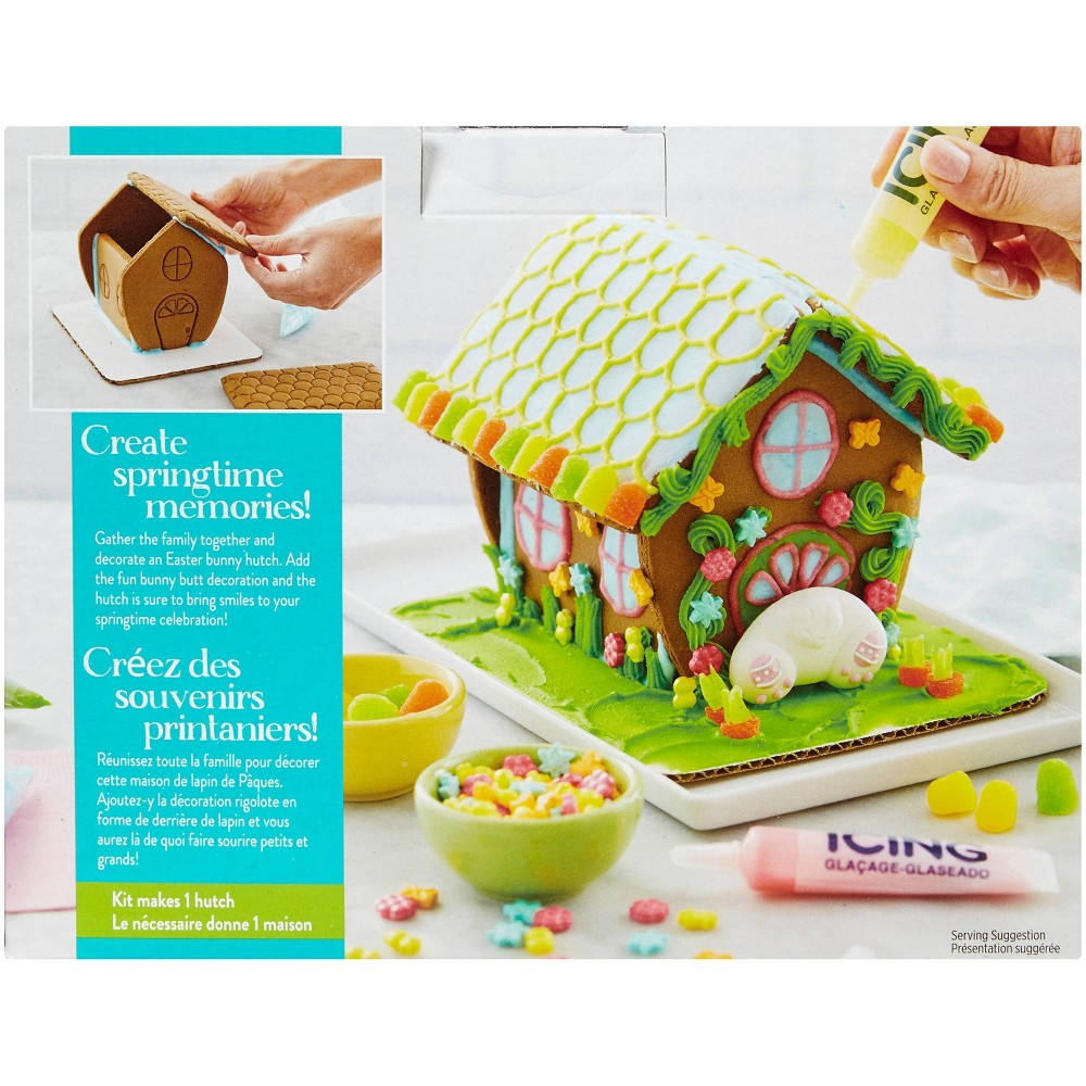 Image of Wilton Chocolate Cookie Bunny Hutch
