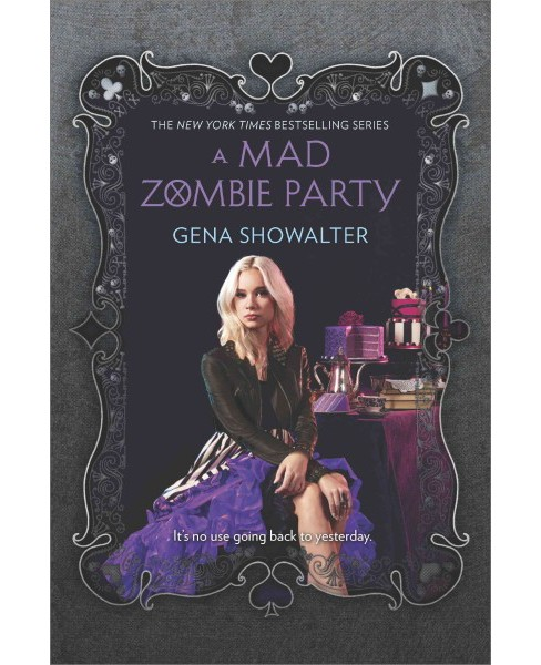 Mad Zombie Party (Reprint) (Paperback) (Gena Showalter) - image 1 of 1