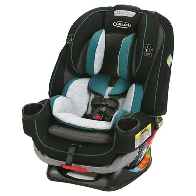 Graco® 4Ever Extend2Fit 4-in-1 Car Seat - Cillian
