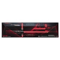 Star Wars The Black Series Kylo Ren Force FX Deluxe Lightsaber