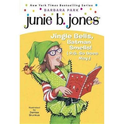 JB 1ST GRD: JINGLE BEL(JUNI25) (Barbara Park) - by Barbara Park (Paperback)
