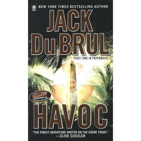 Havoc - (Philip Mercer) by  Jack Du Brul (Paperback) - image 1 of 1