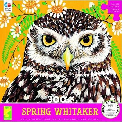 Ceaco Maureen Owl Jigsaw Puzzle - 300pc
