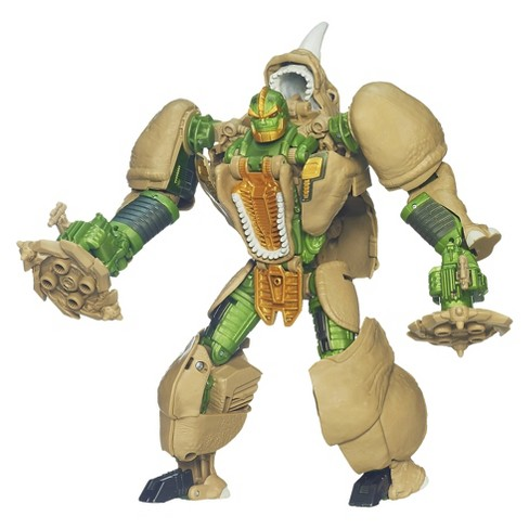 Transformers Generations 30th Anniversary Voyager Class Rhinox Figure - image 1 of 7