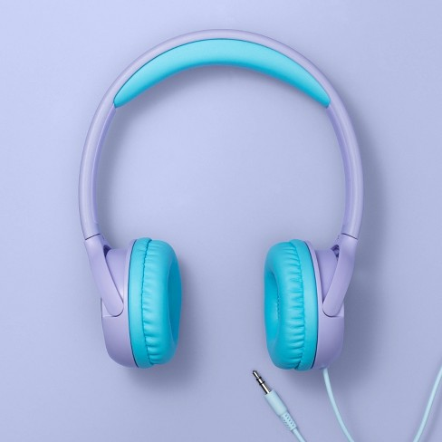 Wired On-Ear Volume Limited Headphones - More Than Magic™ - image 1 of 3