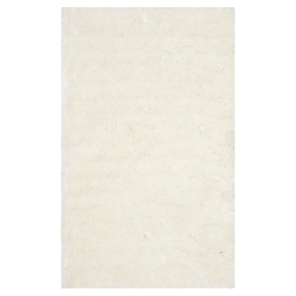 Anwen Area Rug White 5'x7'6 - Safavieh, Ivory