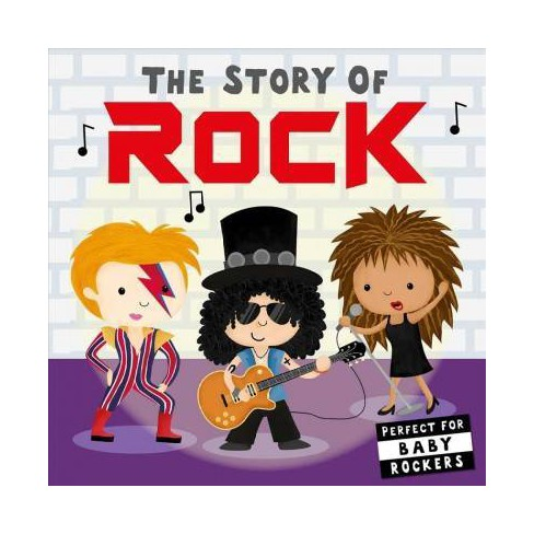 Story of Rock -  BRDBK (Story of) by Nicola Edwards (Hardcover) - image 1 of 1