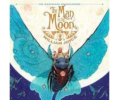 Man in the Moon (Hardcover) by William Joyce - image 1 of 1