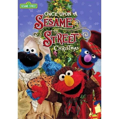 Sesame Street: Once Upon A Sesame Street Christmas (DVD)(2017) - image 1 of 1
