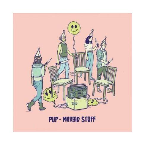 Pup - Morbid Stuff (CD) - image 1 of 1