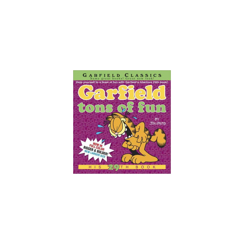 Garfield Tons of Fun ( Not Eligible for AY) (Paperback)
