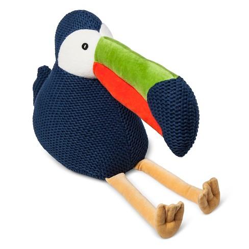 Toucan Bird Throw Pillow Pillowfort Target