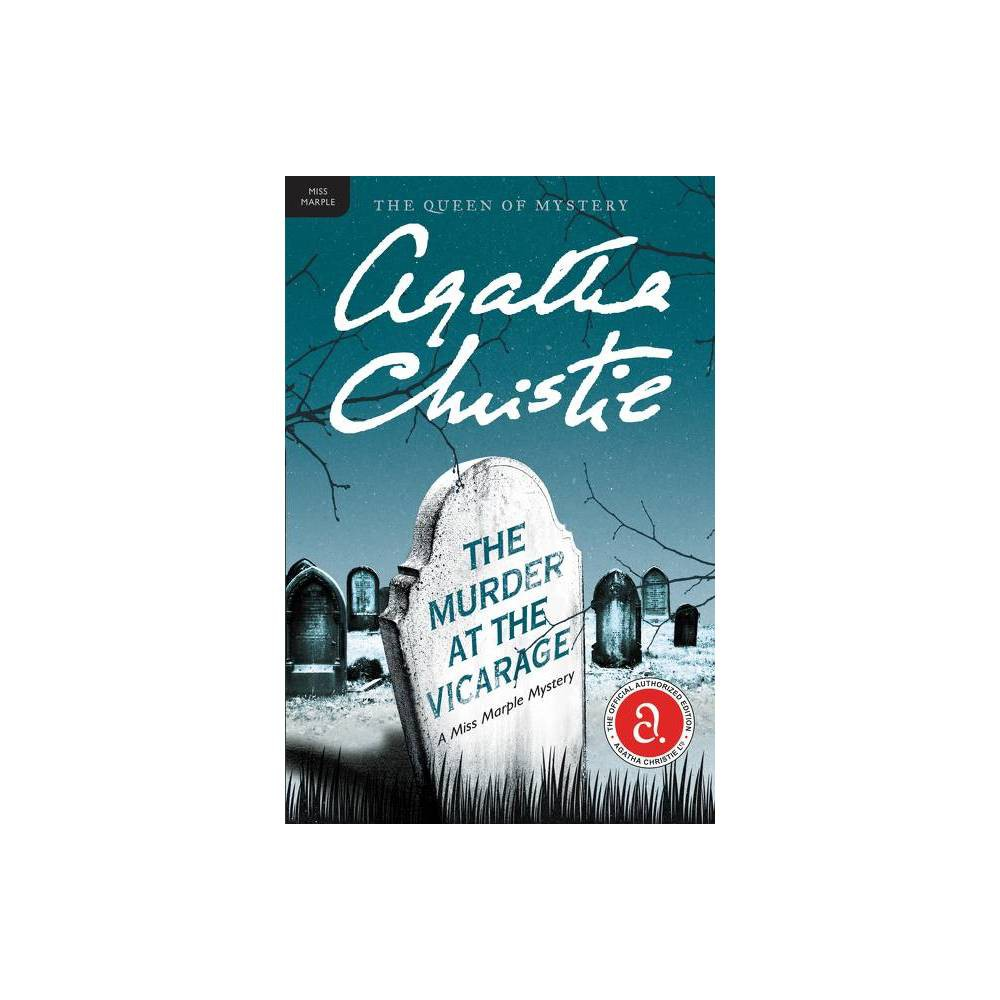 The Murder At The Vicarage Miss Marple Mysteries Paperback By Agatha Christie Paperback
