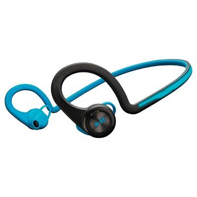 Plantronics Backbeat Fit Bluetooth Headphones - Blue