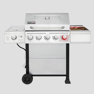 Royal Gourmet 5-Burner Gas Grill With Side Burner GA5401T