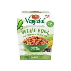 Del Monte Veggieful Bowl Southwest Style Corn - 7.4oz