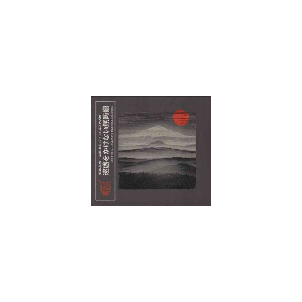 Merzbow - Untroublesome Defencelessness (CD)