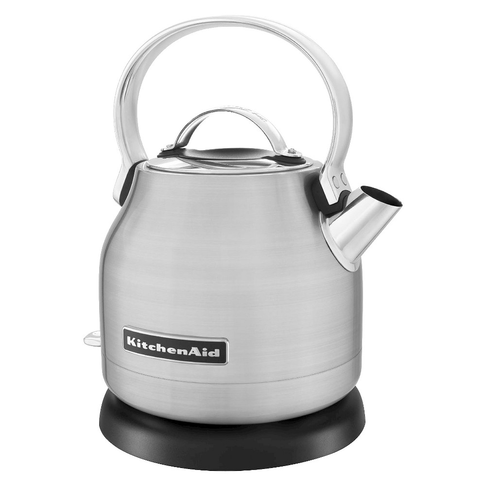 KitchenAid 1.25 Liter Electric Kettle – KEK1222, Silver 16867058