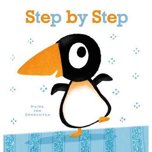 Step By Step - By Guido Van Genechten (board Book) : Target
