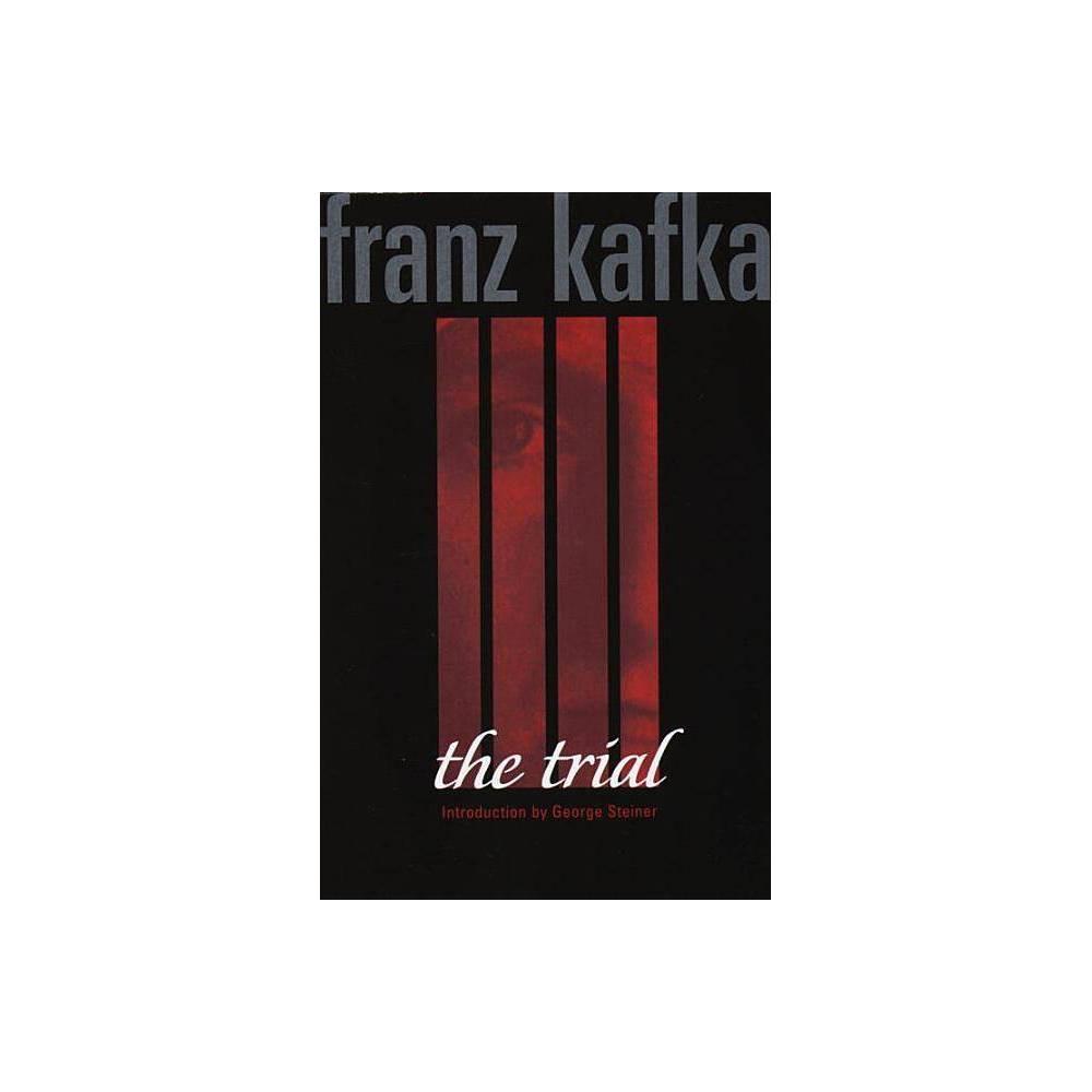 The Trial By Franz Kafka Paperback