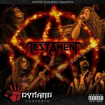 Testament - Live At Dynamo Open Air 1997 (EXPLICIT LYRICS) (CD)