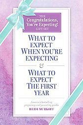 Congratulations, You're Expecting! Gift Set : What to Expect When You're Expecting / What to Expect: the